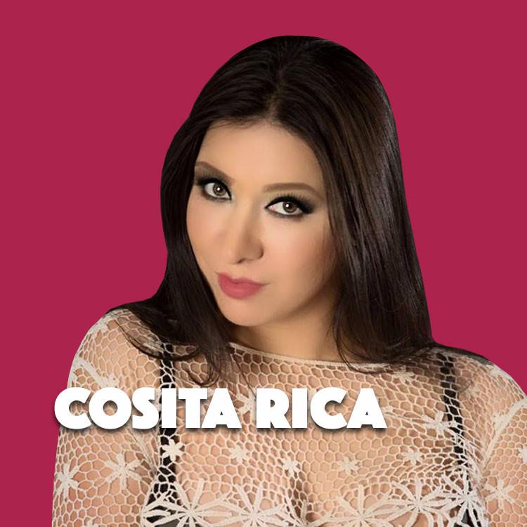 Sandra La Cosita Rica Activa Charlotte