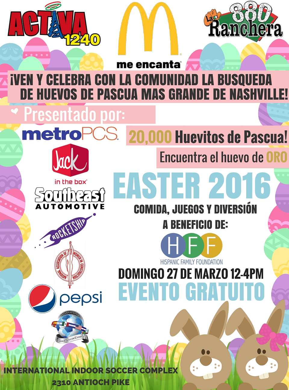 Easter 2016 Activa 1240