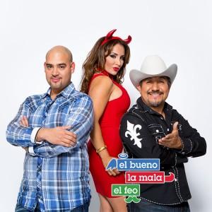 Show El Bueno La Mala y El Feo
