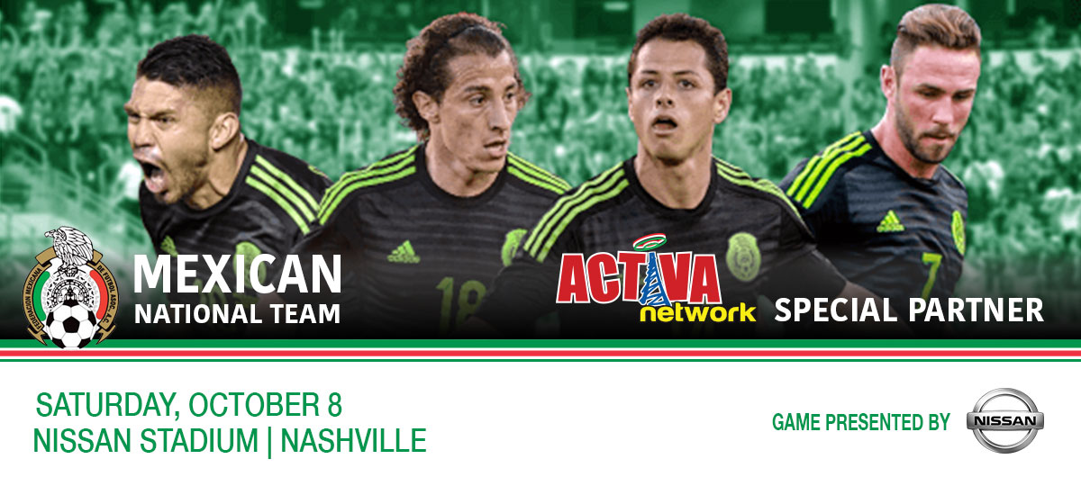 Activa Network Special Partner Mexico Team 2016