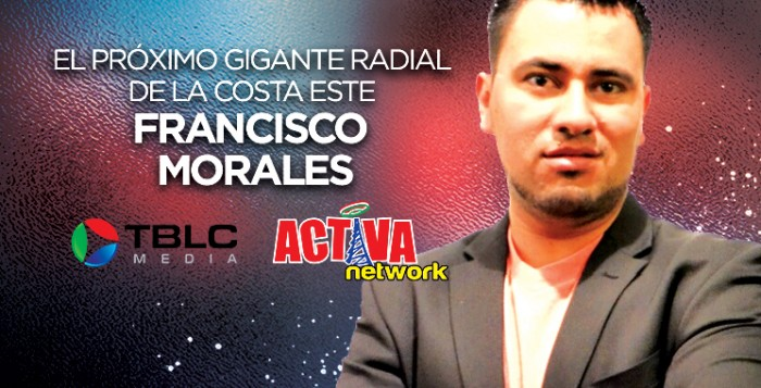 Francisco Morales TBLC Media Activa Network
